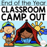 Classroom Camp Out  {A Week-Long Integrated Unit}