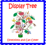 Classroom Display Tree