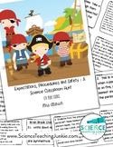 Classroom Expectations, Procedures, & Safety Scavenger Hun