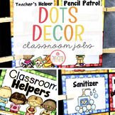 Classroom Helper Pocket Chart {Editable}
