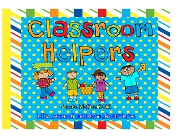 Classroom Helper Set