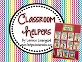 Classroom Helper/Job Kit