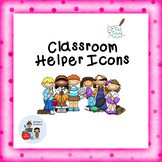 Classroom Helpers Icons