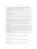 Classroom Job application with job descriptions