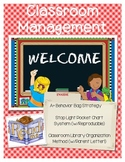 Classroom Management - Behavior and Classroom Library Orga