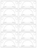 Classroom Money Blank Template