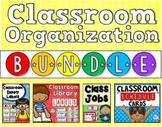 Classroom Organization Bundle