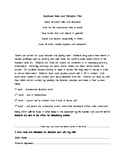 Classroom Rules and Discipline Plan