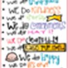 Classroom Rules freebie by melonheadz :)