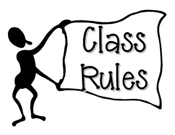 Classroom Rules