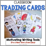 Story Trading Cards for Writing (Story Elements Edition)