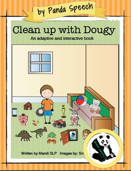 Clean Up with Dougy: An Adaptive and Interactive Book