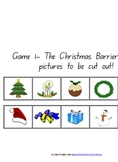 Christmas Barrier Games - 9 pages