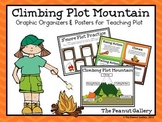 Climbing Plot Mountain (Graphic Organizers & Posters for T