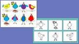 Clipart: Birds