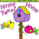 Clip Art Home Tweet Home Freebie