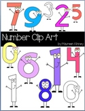 Clip Art Number People