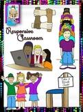 Clip Art~Sara's Responsive Classroom