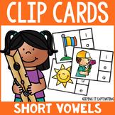 Clip the Short Vowels