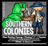 Close Read of the Week: Southern Colonies