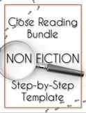 | Close Reading Bundle NON FICTION |