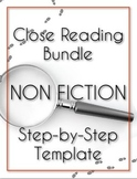 Close Reading Bundle NON FICTION