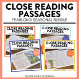 Close Reading for 1st Grade (The BUNDLE!)