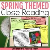 Spring Close Reading- Nonfiction