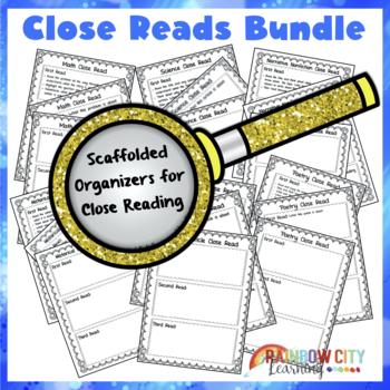 Close Reads Growing Bundle