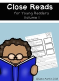 Close Reads for Young Readers