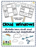 Cloud Windows (Includes a variety of formats to choose from!)