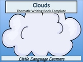 Cloud/Weather-Thematic Writing Thematic Book