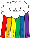 Cloudy Rainbow {Freebie!}