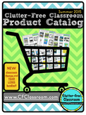 CATALOG - Product Catalog {includes links to all my freebies}