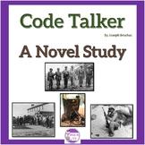 Code Talker A Novel Study  Includes Vocab, Questions, Asse