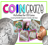 Coin Craze (13 Activities for US Coins)