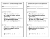 Collaborative Conversations Checklist