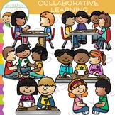 Collaborative Learning Clip Art