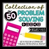 Collection of 50 Problem Solving Tasks