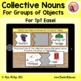 Collective Nouns Matching Game - Things