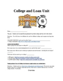 College Project (Admissions & Loan)