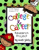 College and Career Research Project (aligned with the CCSS