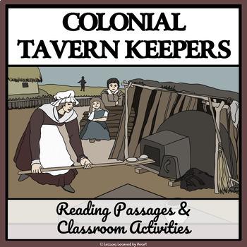 Colonial American Careers - Tavern Keepers