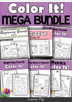 Color It MEGA BUNDLE