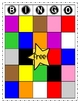 Color Word Bingo