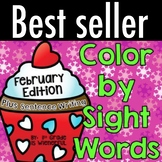 Color by Sight Words ~ February Edition!!!!