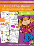 Color the Room Bundle