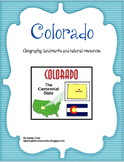 Colorado Geography Study With Technology integration