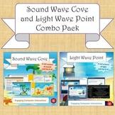 Combo: Sound Wave Cove & Light Wave Point STEM/STEAM Unit