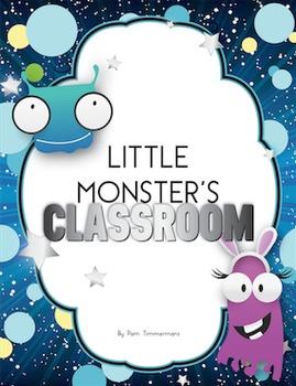 Monster Story - Monster Art - Monster Writing